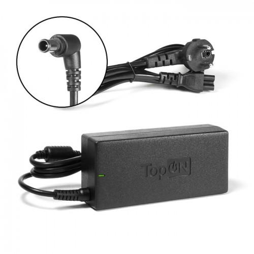 19.5V -> 4.7A Блок питания для ноутбука Sony Vaio (6.5x4.4mm с иглой) 90W