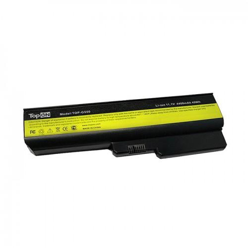 Батарея для ноутбука IBM Lenovo IdeaPad G555 G550 G530 B550 G430 G455 B460 G450 Series (11.1V 4400mA