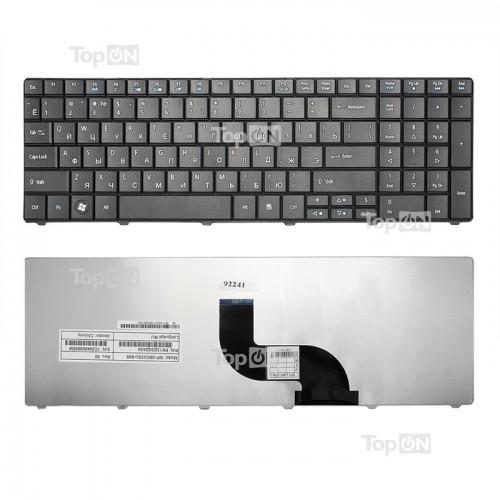 Клавиатура для ноутбука Acer Aspire E1-531, E1-571, 5250, 5251, 5252, 5253 черная, P\N: V160503AS1