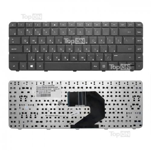 Клавиатура для ноутбука HP Pavilion G4 G4-1000 G6 G6-1000 CQ43 CQ57 CQ58 630 635 650, черная,
