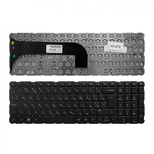 Клавиатура для ноутбука HP Pavilion M6-1000 (черная, без рамки) P\N: PK130U92B06