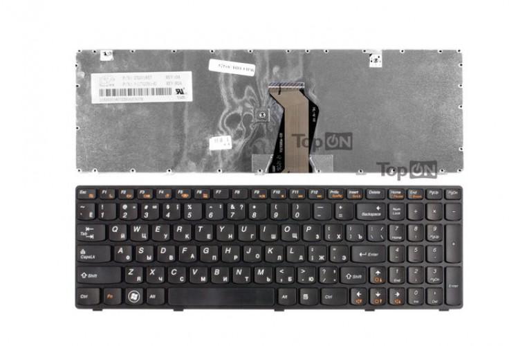 Клавиатура для ноутбука Lenovo G580, G780, Z580, Z585, Z780, V580 IdeaPad