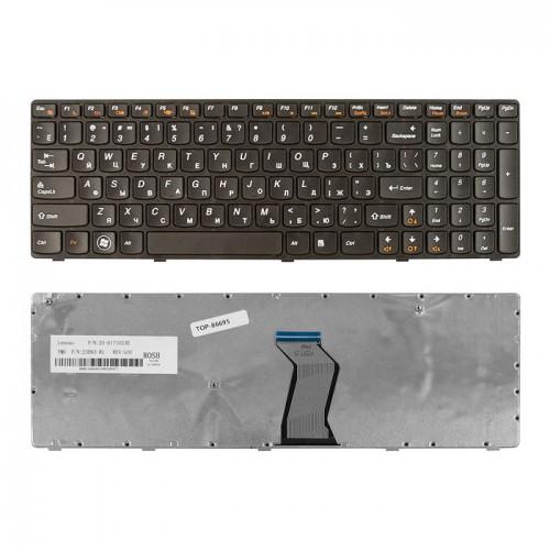 Клавиатура для ноутбука Lenovo Z560, Z560A, Z565A, G570, Z570