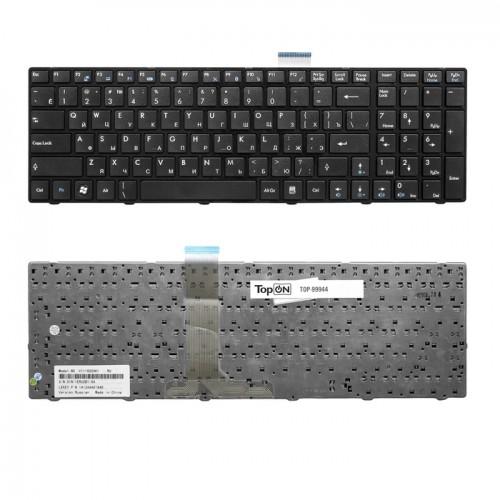 Клавиатура для ноутбука MSI GE70 2pl Appache, P/N: 1412AAA01373