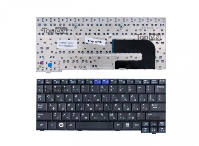 Клавиатура для ноутбука Samsung N127 NC10 N110 N130 Series черная