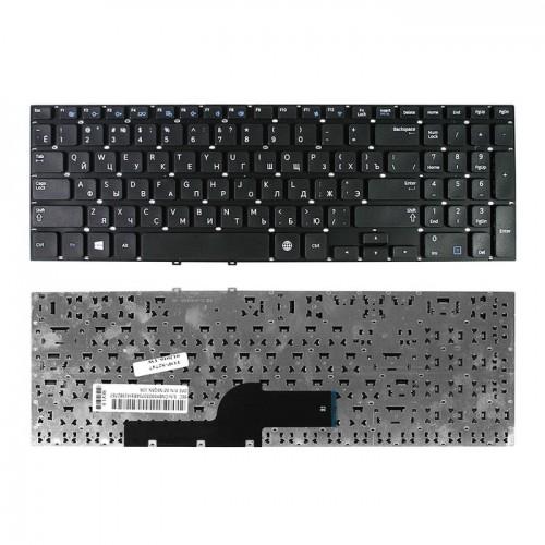 Клавиатура для ноутбука Samsung NP350V5C NP355E5C NP355E5X NP355V5C NP355V5X NP550P5C Series черная,