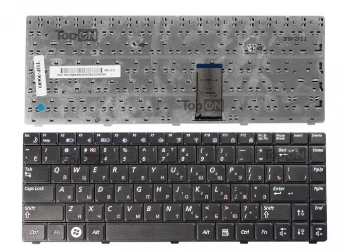 Клавиатура для ноутбука Samsung R418 R420 R425 R430 R439 R440 R463 черная, P\N: