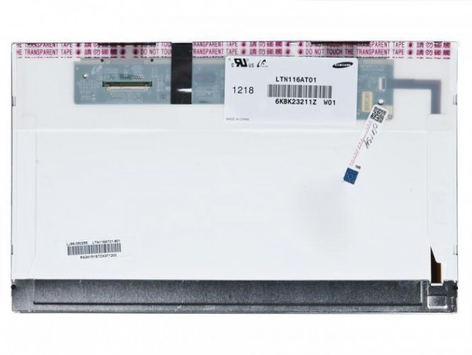 "Матрица для ноутбука 11.6"" обыкновенная, 40pin (1366X768 HD, WXGA LED, глянец, LTN116AT01)"