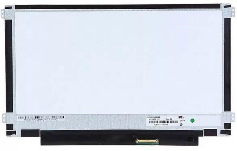 """Матрица для ноутбука 11.6"""" тонкая, 30pin, уши лево/право (LED 1366x768 Matte slim, N116BGE-EA2)"""