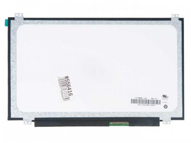 "Матрица для ноутбука 11.6"" тонкая, уши верх/низ, 40pin (1366X768 HD, Slim, WXGA LED, глянец, N116BGE"
