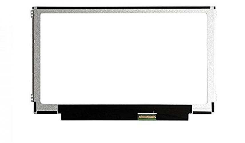 "Матрица для ноутбука 11.6"" тонкая, уши лево/право, 40pin (1366X768, Slim, WXGA LED, глянец, N116BGE-"