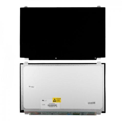 "Матрица для ноутбука 15.6"" тонкая глянец 40pin (LP156WH3(TL)(A2), 1366x768HD, slim, WXGA, LED)"