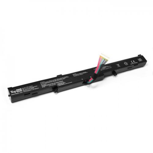 Батарея для ноутбука ASUS X750E, R510D, X550 (PN A41-X550E)