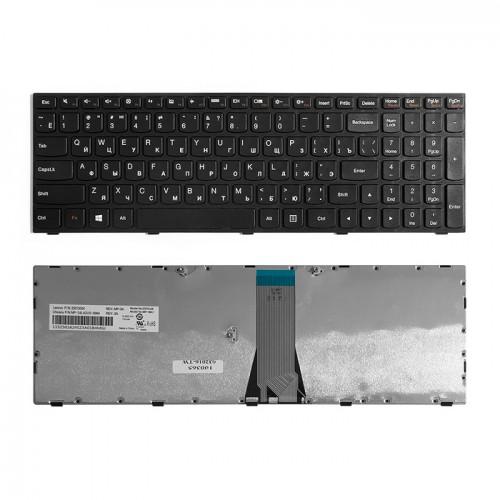Клавиатура для ноутбука Lenovo G50-70, G50-30, G50-45, Z50, B50  черная, P\N: 25211050