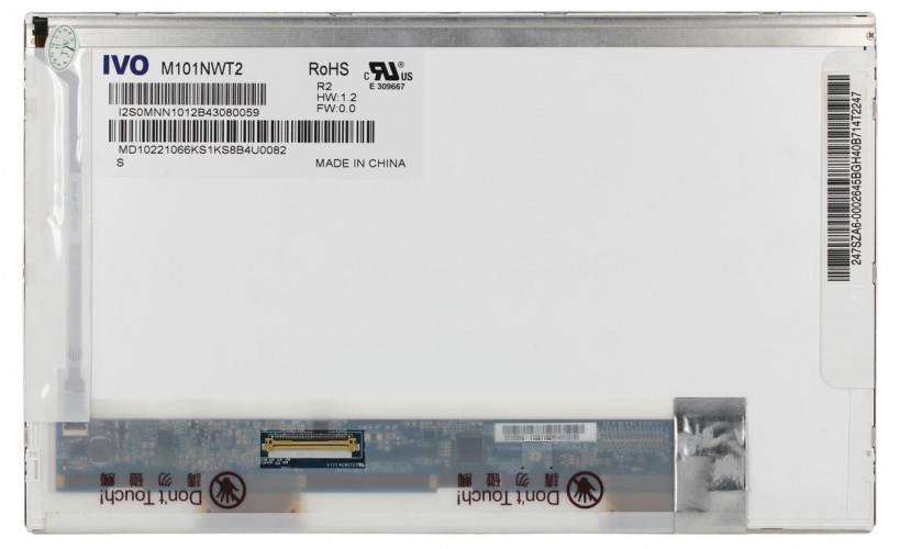 """Матрица для ноутбука 10.1"""" обыкновенная (1024x600, WSVGA LED, глянец, M101NWT2) БУ"""