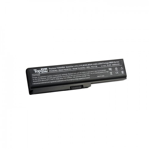 Батарея для ноутбука Toshiba (PA3634U-1BRS, 10.8V, 4400mAh)
