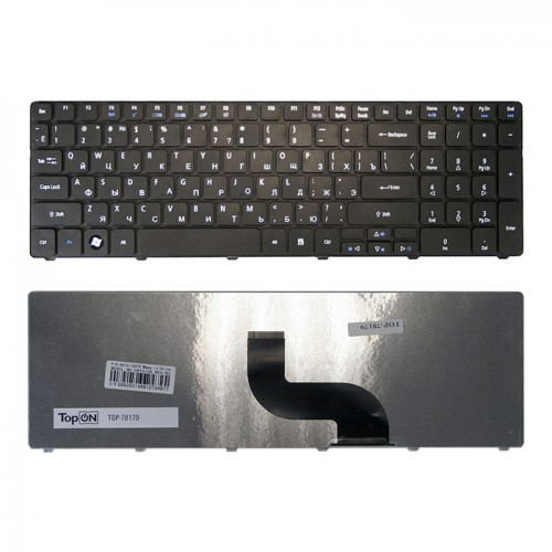Клавиатура для ноутбука Acer Aspire 5251,5252, 5336, 5410, 5410t, 5536, 5536G Series БУ