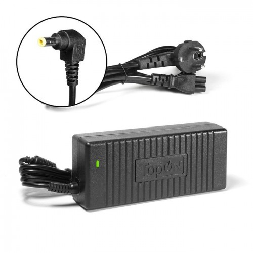 19V->6.3A Блок питания для Toshiba Satellite, Acer TravelMate, Asus, HP Compaq (5.5x2.5mm) 120W