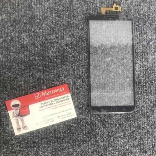 Тачскрин (сенсор) для Oukitel C8 (черный)