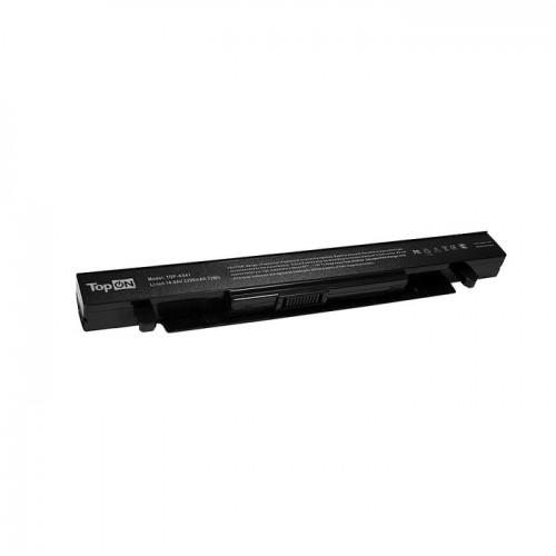 Батарея для ноутбука ASUS X550 (A450CC/A41-X550A аккумулятор, 14.8V 2200mAh 44Wh черная)