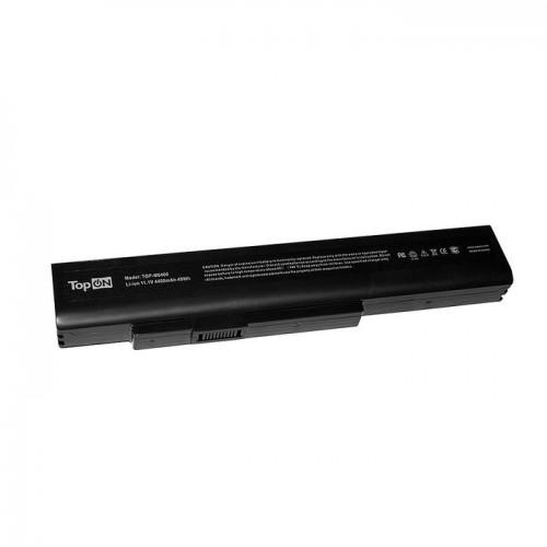 Батарея для ноутбука DNS 0144734, MSI a6400 cr640 cx640 erazer x6815 x6816 Series (14.8V 4400mAh)