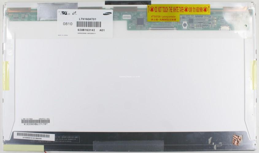 """Матрица для ноутбука 16.0"""" 30pin big ламповая, 1366х768 HD, 1CCFL, LTN160AT01)"""