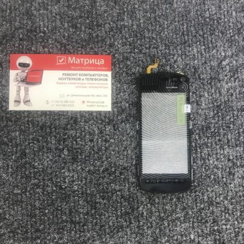 Тачскрин (сенсор) для Nokia 5800 (черный) оригинал